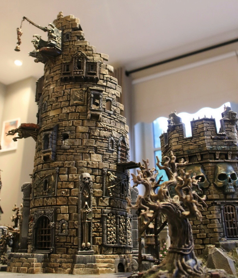 Hellspawn's vision of Mordheim... in another city. - Page 5 Img_6622