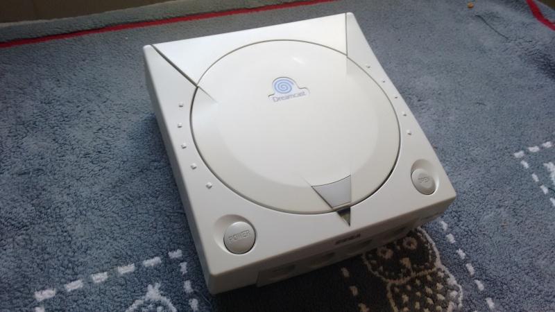 [VDS] Dreamcast PAL en boite VENDUE A SUPPRIMER Img_2027