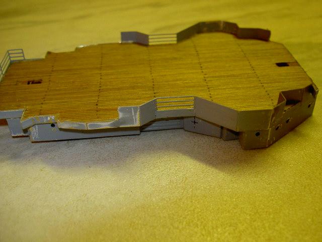 Prinz Eugen 1:200 von Hachette, gebaut von Herbie - Seite 7 Pict3514