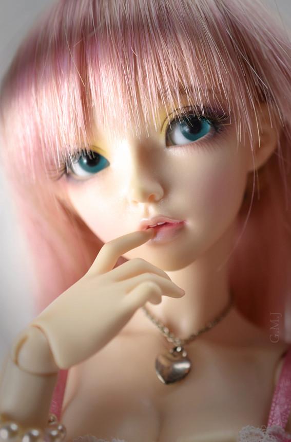 [Fairyland - RIN / SHUSHU mod.] Portraits serie 02 Luce_010