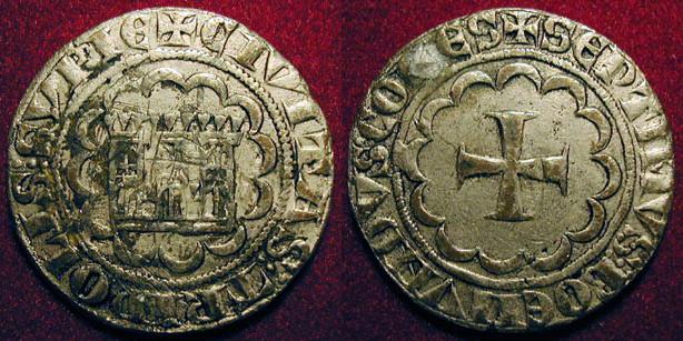 Gros au Castel de Bohémond VII (comté de Tripoli) 107910
