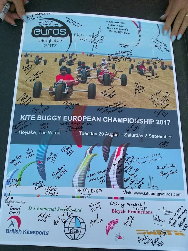 Championnat D'Europe 2017 de Kite Buggy Img_9820