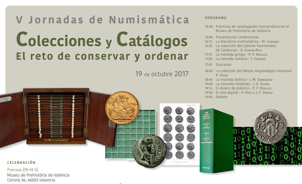 V Jornadas de Numismática. Colecciones y Catálogos. El reto de conservar y ordenar Sin_no10