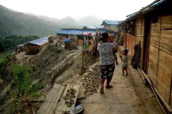 L'état Kachin, en proie à des combats 21545510