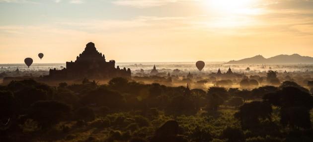 D'autres chroniques Birmanes Bagan-10