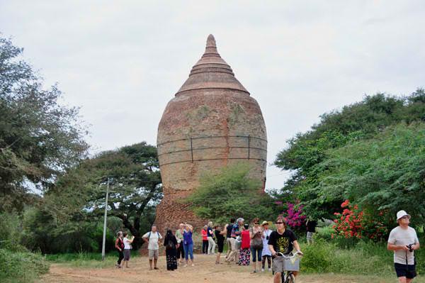 Birmanie - Vers un développement du tourisme Bagan_11