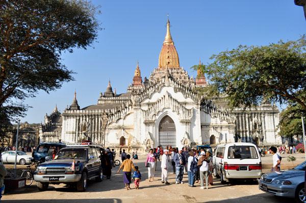 Birmanie - Vers un développement du tourisme Bi-5-410