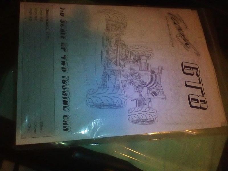 TeamC GT8 , un piste/rally game 1/8 en kit de Cyril59258  12717316