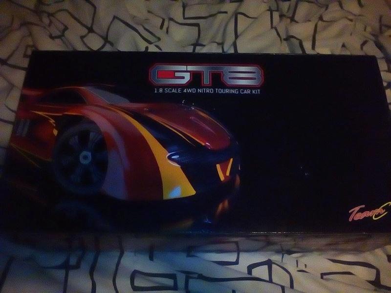 TeamC GT8 , un piste/rally game 1/8 en kit de Cyril59258  12745813
