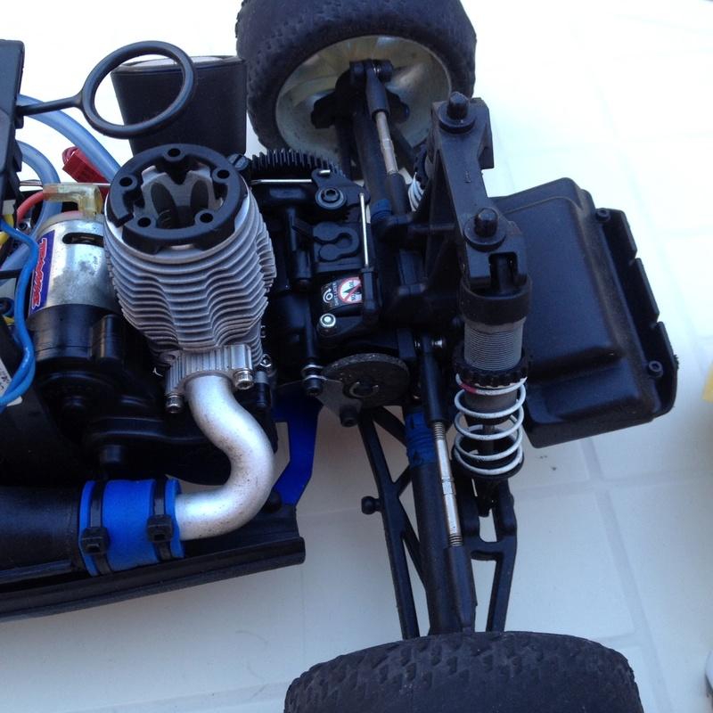 Le Traxxas JATO 2.5 de Cyril59258 Image110