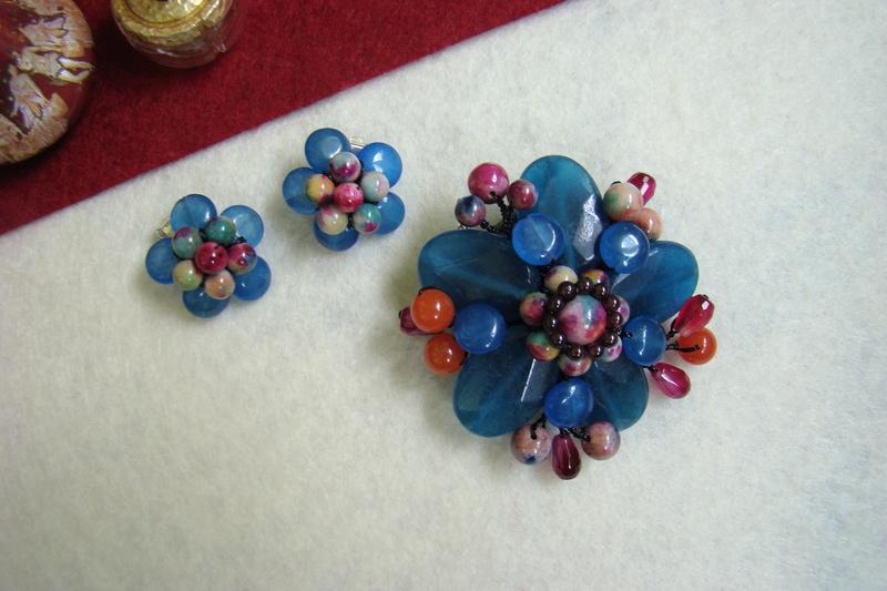 """""""Flori de piatră-Bijoux"""" albumul II-bijuterii artizanale marca Didina Sava - Pagina 9 00112"""