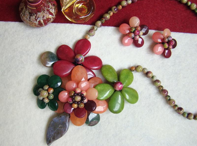 """""""Flori de piatră-Bijoux"""" albumul II-bijuterii artizanale marca Didina Sava - Pagina 9 00413"""