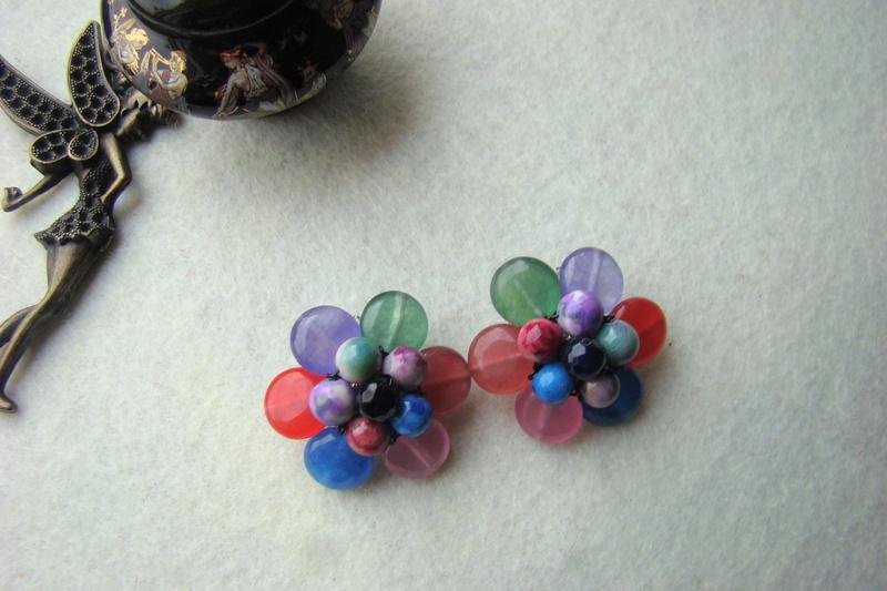 """""""Flori de piatră-Bijoux"""" albumul II-bijuterii artizanale marca Didina Sava - Pagina 10 00610"""