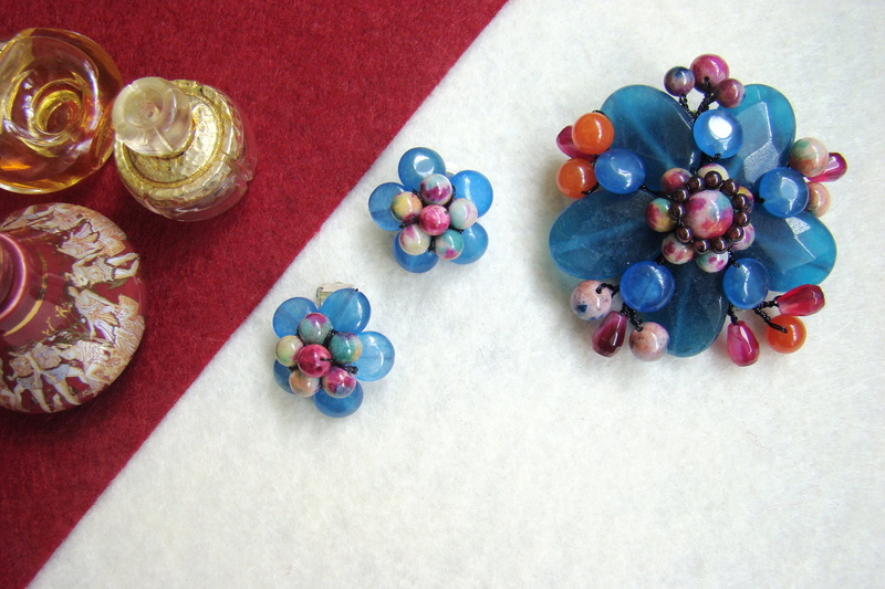 """""""Flori de piatră-Bijoux"""" albumul II-bijuterii artizanale marca Didina Sava - Pagina 9 00713"""