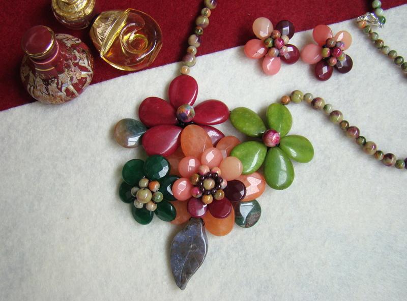 """""""Flori de piatră-Bijoux"""" albumul II-bijuterii artizanale marca Didina Sava - Pagina 9 00810"""