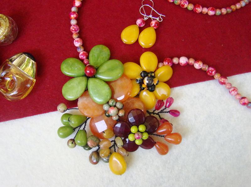 """""""Flori de piatră-Bijoux"""" albumul II-bijuterii artizanale marca Didina Sava - Pagina 10 01010"""