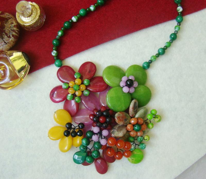 """""""Flori de piatră-Bijoux"""" albumul II-bijuterii artizanale marca Didina Sava - Pagina 10 01110"""