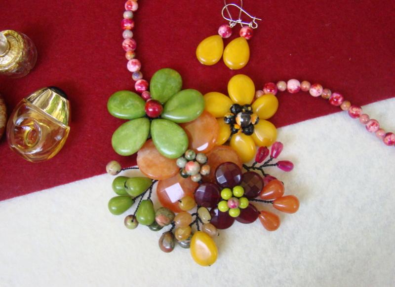 """""""Flori de piatră-Bijoux"""" albumul II-bijuterii artizanale marca Didina Sava - Pagina 10 01111"""