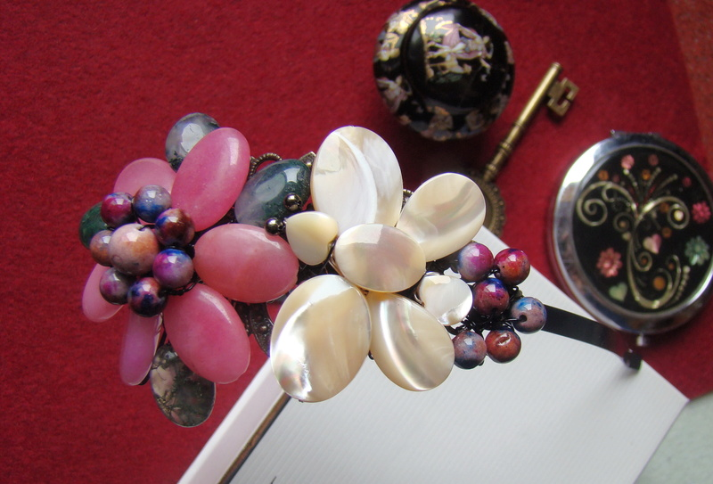 """""""Flori de piatră-Bijoux"""" albumul II-bijuterii artizanale marca Didina Sava - Pagina 10 02211"""