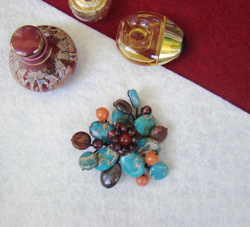 """""""Flori de piatră-Bijoux"""" albumul II-bijuterii artizanale marca Didina Sava - Pagina 10 02212"""