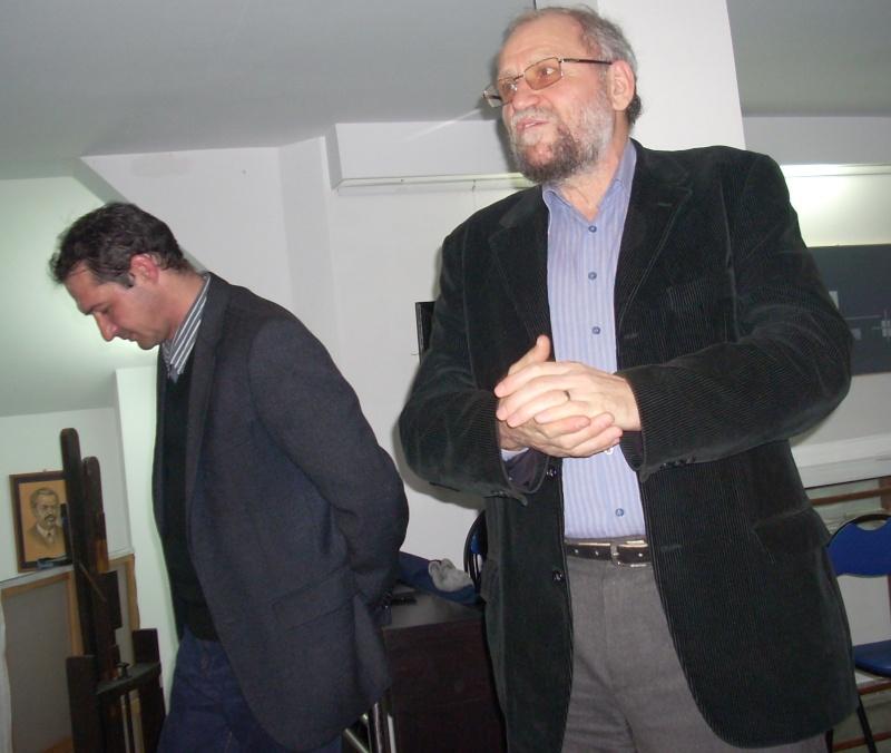 """Emil Iordache, un univers de personaje""- 16 dec 2012 16_dec19"