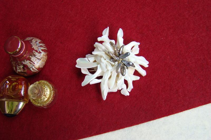 """""""Flori de piatră-Bijoux"""" albumul II-bijuterii artizanale marca Didina Sava - Pagina 9 Colie104"""
