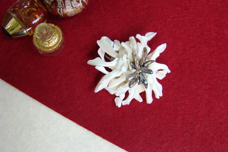 """""""Flori de piatră-Bijoux"""" albumul II-bijuterii artizanale marca Didina Sava - Pagina 9 Colie105"""