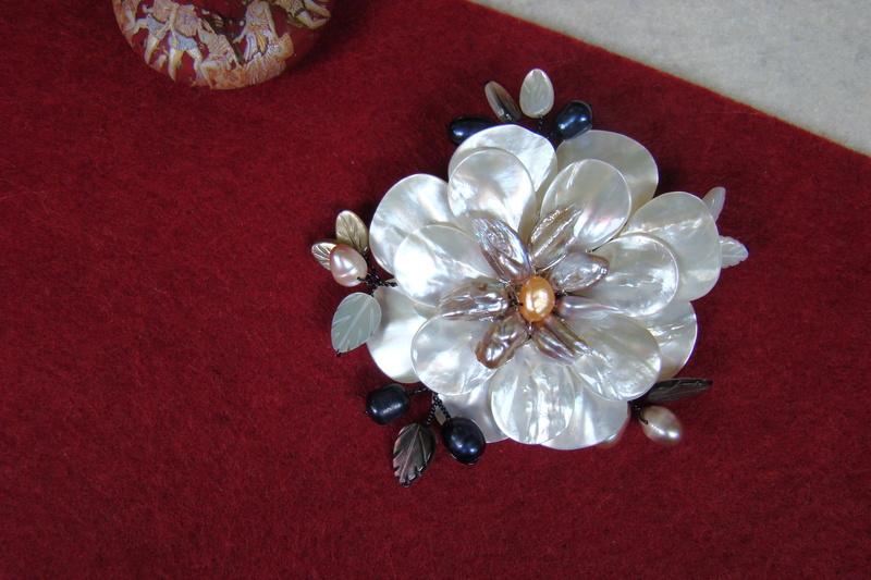 """""""Flori de piatră-Bijoux"""" albumul II-bijuterii artizanale marca Didina Sava - Pagina 11 Colie125"""