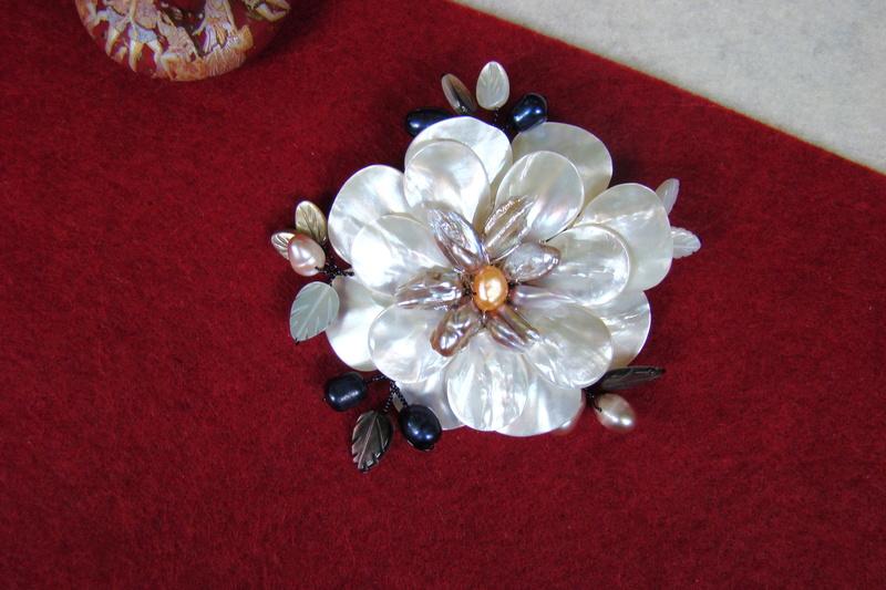 """""""Flori de piatră-Bijoux"""" albumul II-bijuterii artizanale marca Didina Sava - Pagina 11 Colie126"""