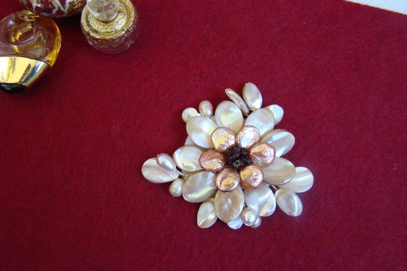 """""""Flori de piatră-Bijoux"""" albumul II-bijuterii artizanale marca Didina Sava - Pagina 11 Colie129"""