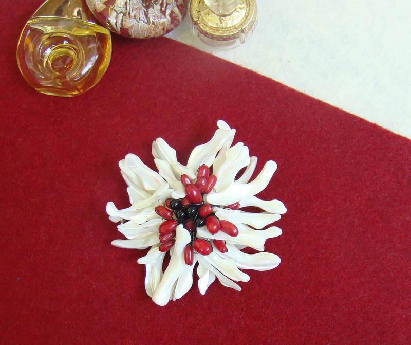 """""""Flori de piatră-Bijoux"""" albumul II-bijuterii artizanale marca Didina Sava - Pagina 10 Colier14"""