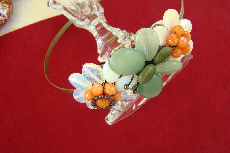 """""""Flori de piatră-Bijoux"""" albumul II-bijuterii artizanale marca Didina Sava - Pagina 10 Colier37"""