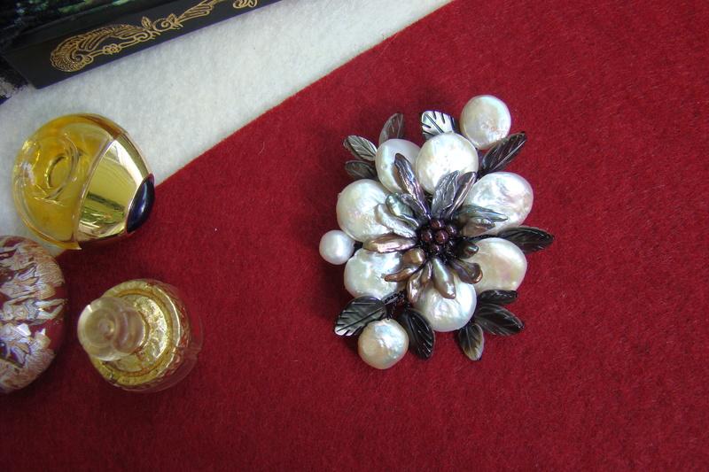 """""""Flori de piatră-Bijoux"""" albumul II-bijuterii artizanale marca Didina Sava - Pagina 9 Colier51"""