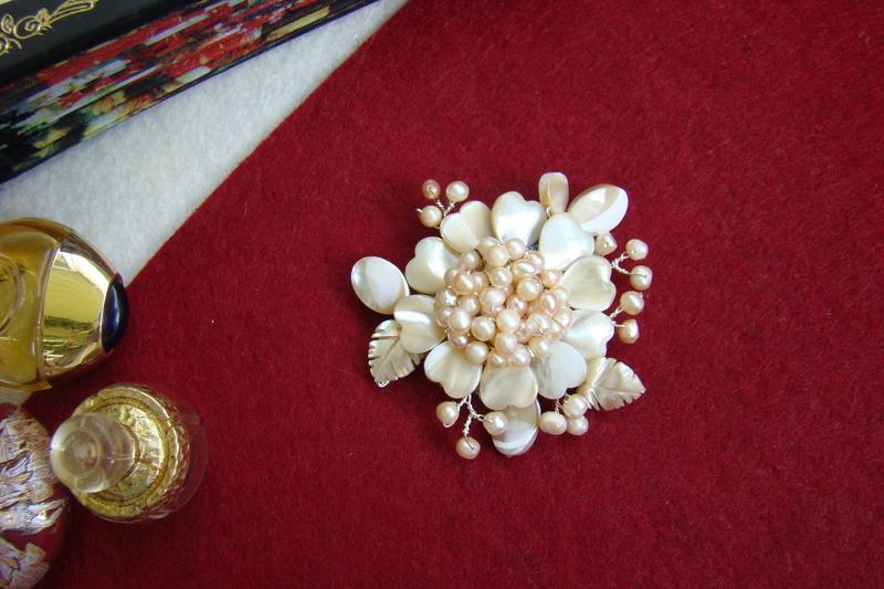 """""""Flori de piatră-Bijoux"""" albumul II-bijuterii artizanale marca Didina Sava - Pagina 9 Colier53"""