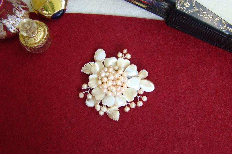 """""""Flori de piatră-Bijoux"""" albumul II-bijuterii artizanale marca Didina Sava - Pagina 9 Colier54"""