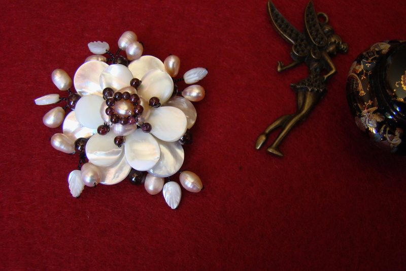 """""""Flori de piatră-Bijoux"""" albumul II-bijuterii artizanale marca Didina Sava - Pagina 9 Colier79"""