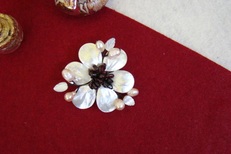 """""""Flori de piatră-Bijoux"""" albumul II-bijuterii artizanale marca Didina Sava - Pagina 10 Colier80"""