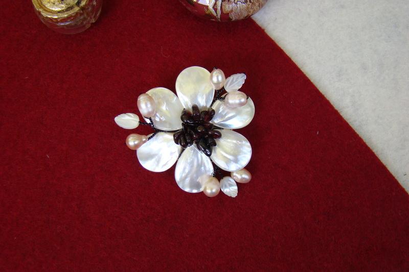 """""""Flori de piatră-Bijoux"""" albumul II-bijuterii artizanale marca Didina Sava - Pagina 9 Colier81"""