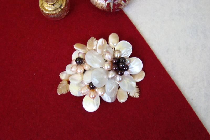 """""""Flori de piatră-Bijoux"""" albumul II-bijuterii artizanale marca Didina Sava - Pagina 10 Colier82"""