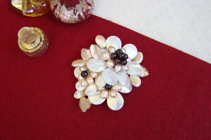 """""""Flori de piatră-Bijoux"""" albumul II-bijuterii artizanale marca Didina Sava - Pagina 10 Colier83"""