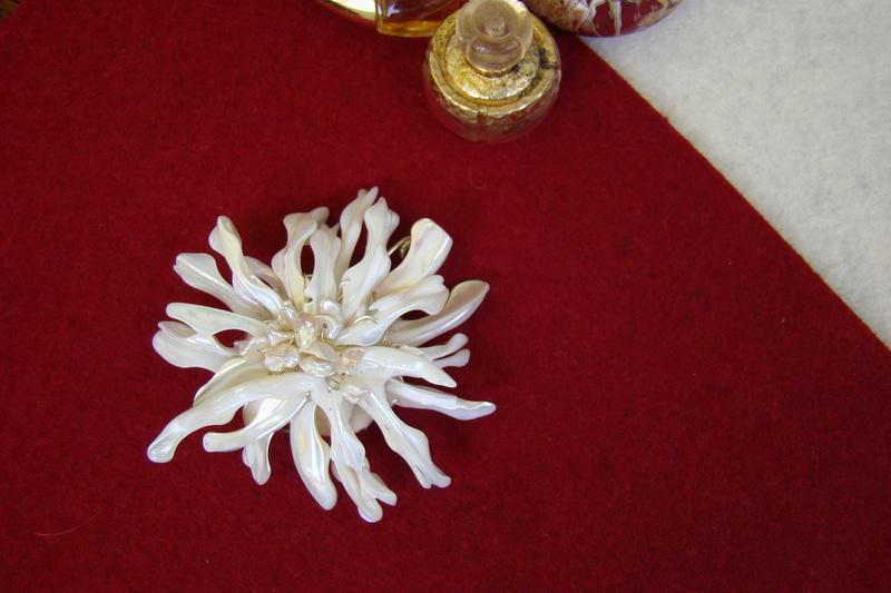"""""""Flori de piatră-Bijoux"""" albumul II-bijuterii artizanale marca Didina Sava - Pagina 9 Colier85"""