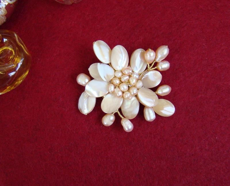 """""""Flori de piatră-Bijoux"""" albumul II-bijuterii artizanale marca Didina Sava - Pagina 9 Colier96"""