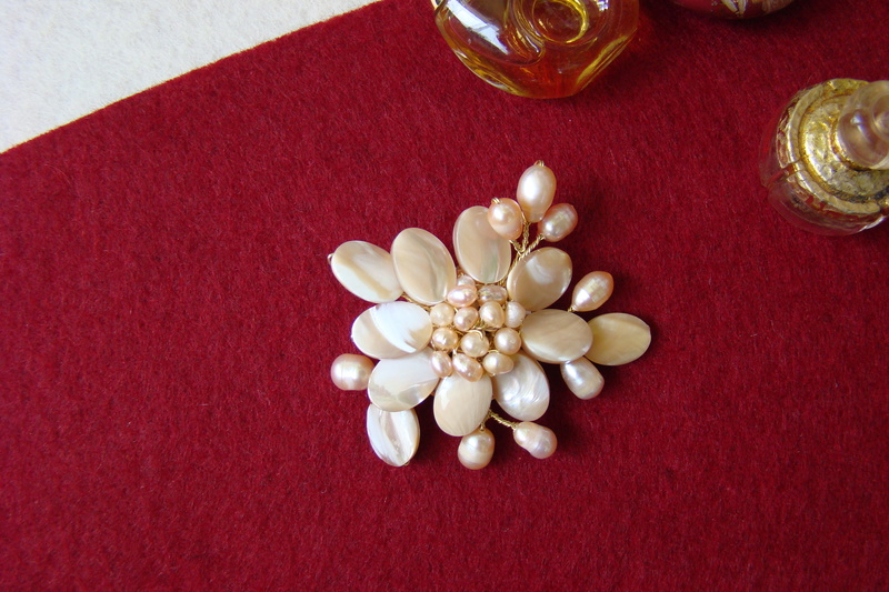 """""""Flori de piatră-Bijoux"""" albumul II-bijuterii artizanale marca Didina Sava - Pagina 9 Colier97"""