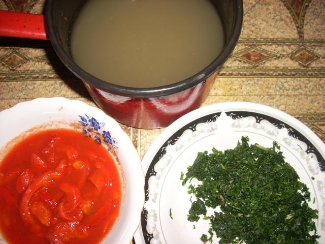 Ciorbe,supe, borsuri de legume si cu carne Fasole12