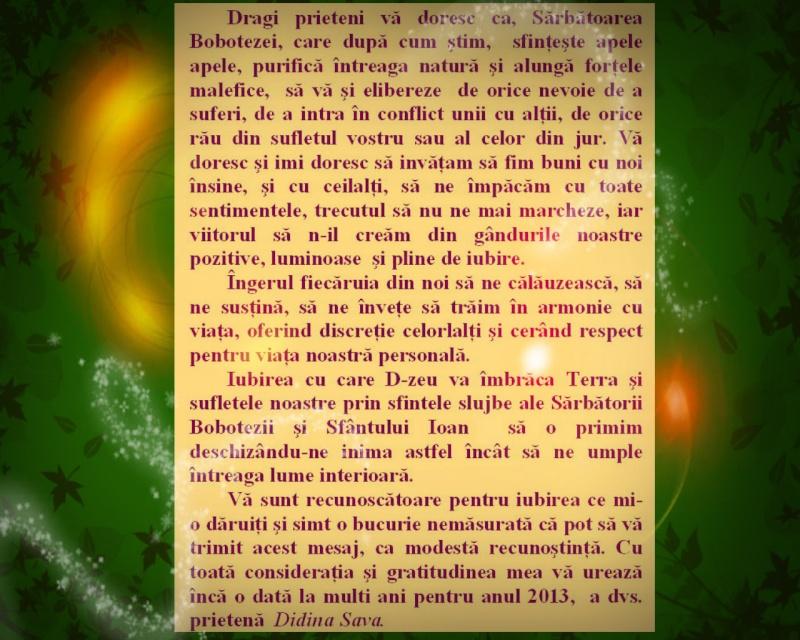 SARBATORILE DE IARNA Felic11