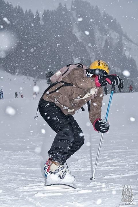 snowsup ? snowpaddle ? paddle snowboard ? Dje_6811
