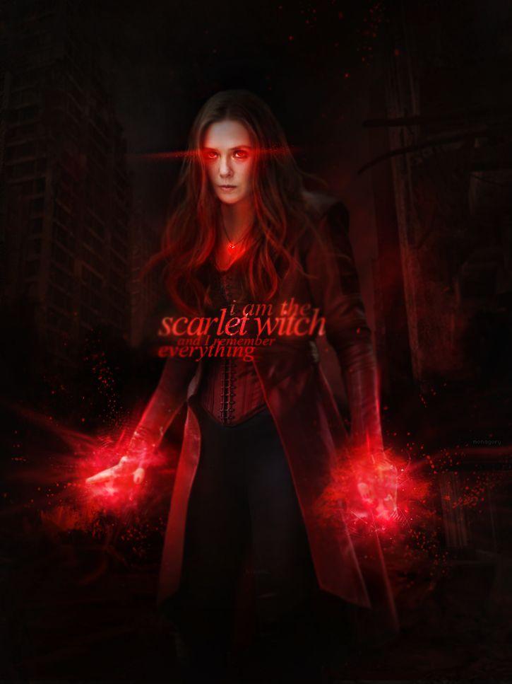 Y yo pensé que los problemas habían acabado [Wanda] Scarle11