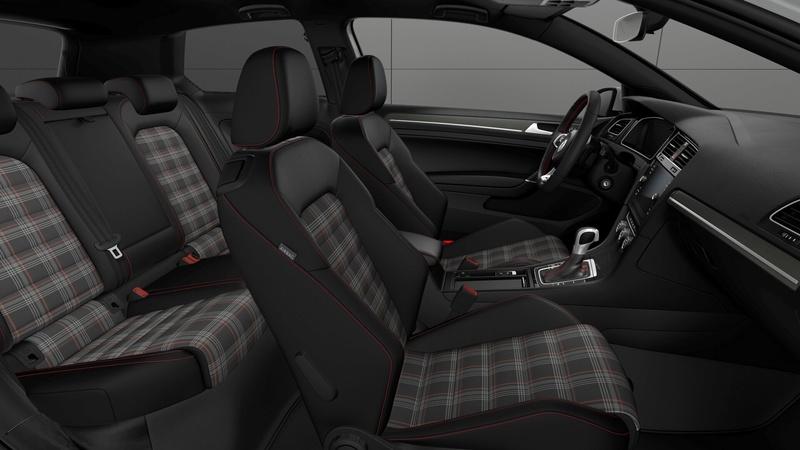 Golf 7 GTI restylée (version commerciale !) 1/1 Iris1510