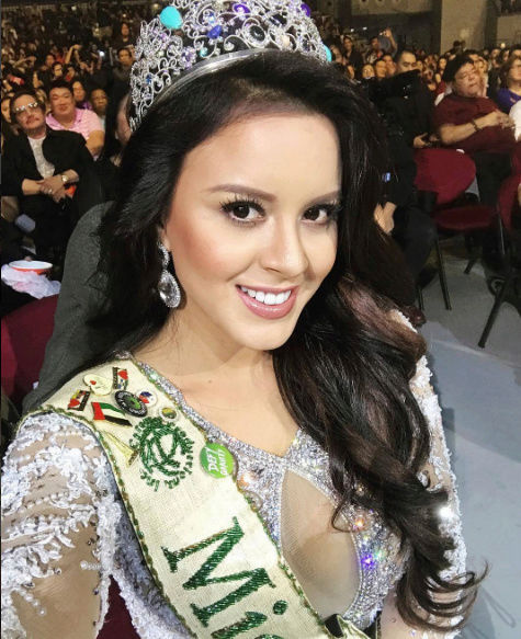 Official Thread of Miss Earth 2016: Katherine Elizabeth Espín of Ecuador  - Page 3 19989612