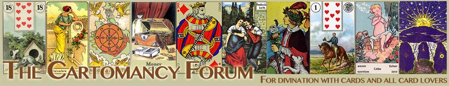 The Cartomancy Forum